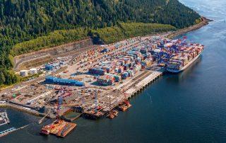 Fairview Terminals Expansion