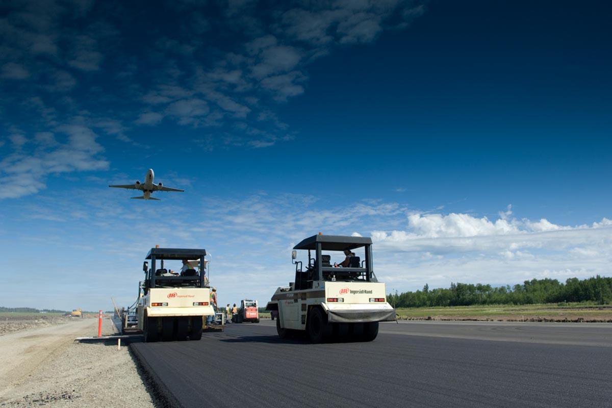Prince George Airport Runway