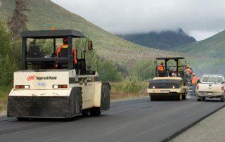 Shakwak Highway Construction